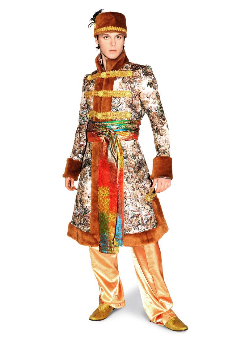 Русский национальный костюм в аренду